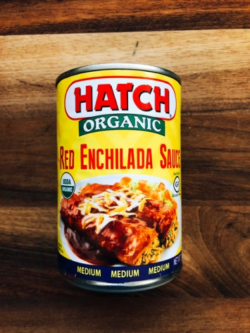 Hatch - Organic Red Enchilada Sauce - Medium