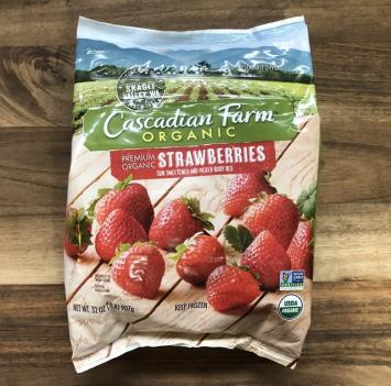 Cascadian Farm - Organic Strawberries