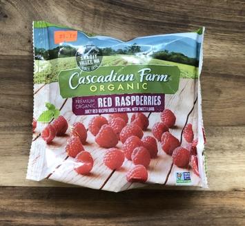 Cascadian Farm - Organic Raspberries
