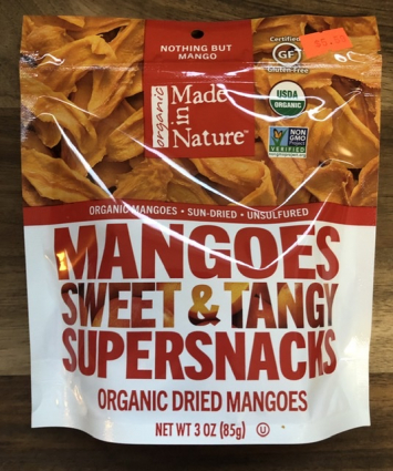 Made In Nature- Dried Mangos