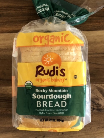 Rudi's - Organic Sourdough Bread