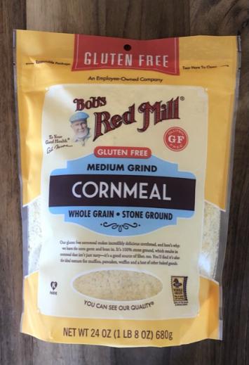 Bob's Red Mill - Gluten Free Corn Meal