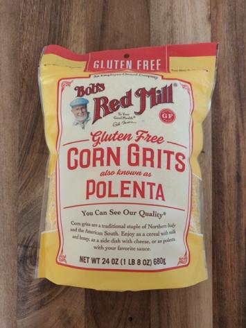 Bob's Red Mill - Gluten Free - Corn Grits