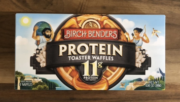 Birch Benders - Protein Toaster Waffles