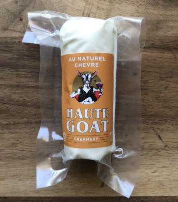 Goat Cheese - Au Naturel Chevre