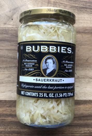 Bubbies - Sauerkraut