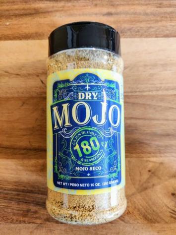 Cajun 180 - Dry Mojo