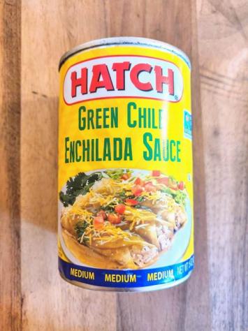 Hatch - Green Chile Enchilada Sauce - Medium