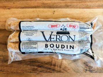 Veron's - Spicy Boudin