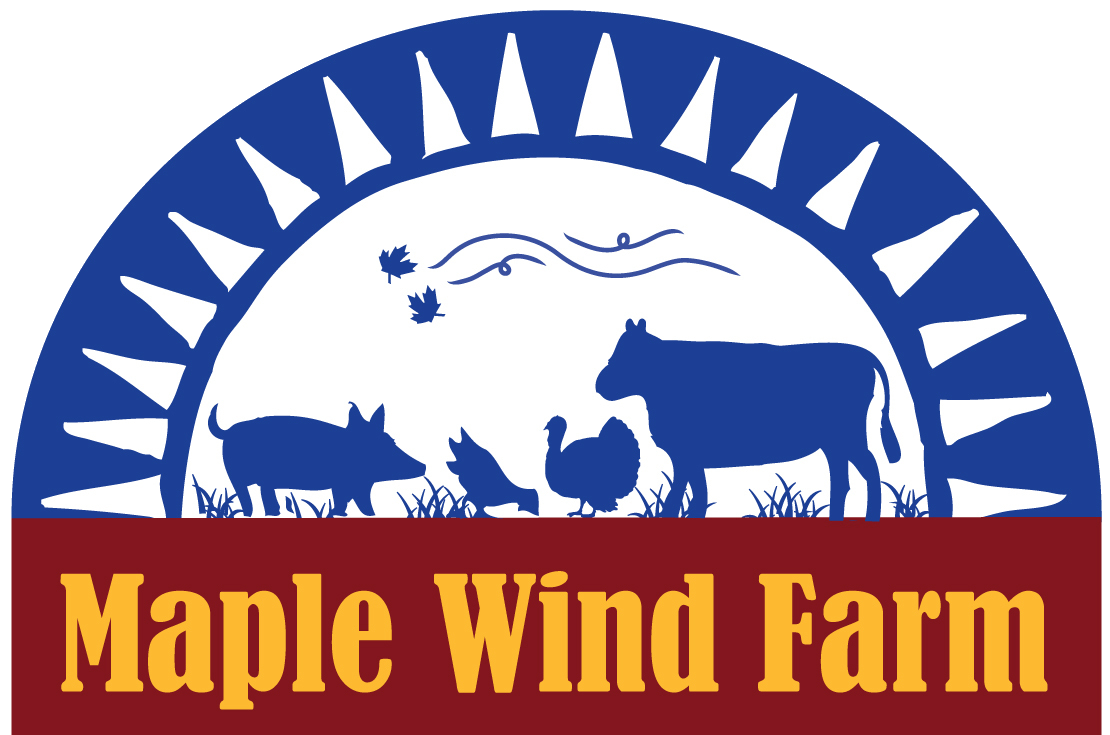 Maple Wind Farm Logo