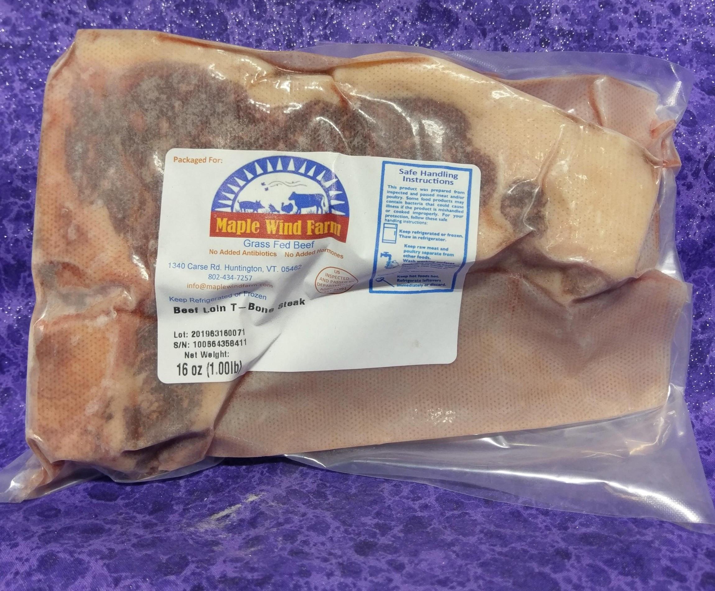 Beef - Steak - T Bone