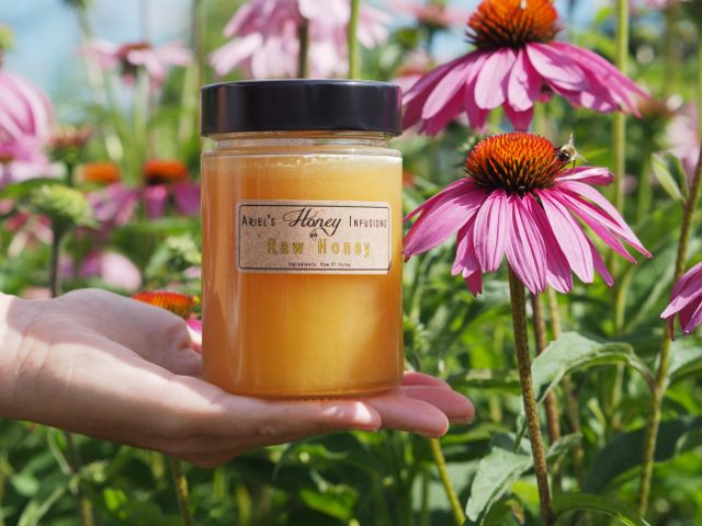 Ariels - Raw Honey