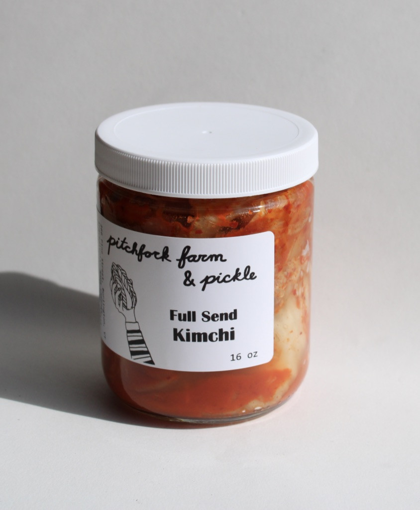 Full Send Kimchi - Pitchfork Pickle