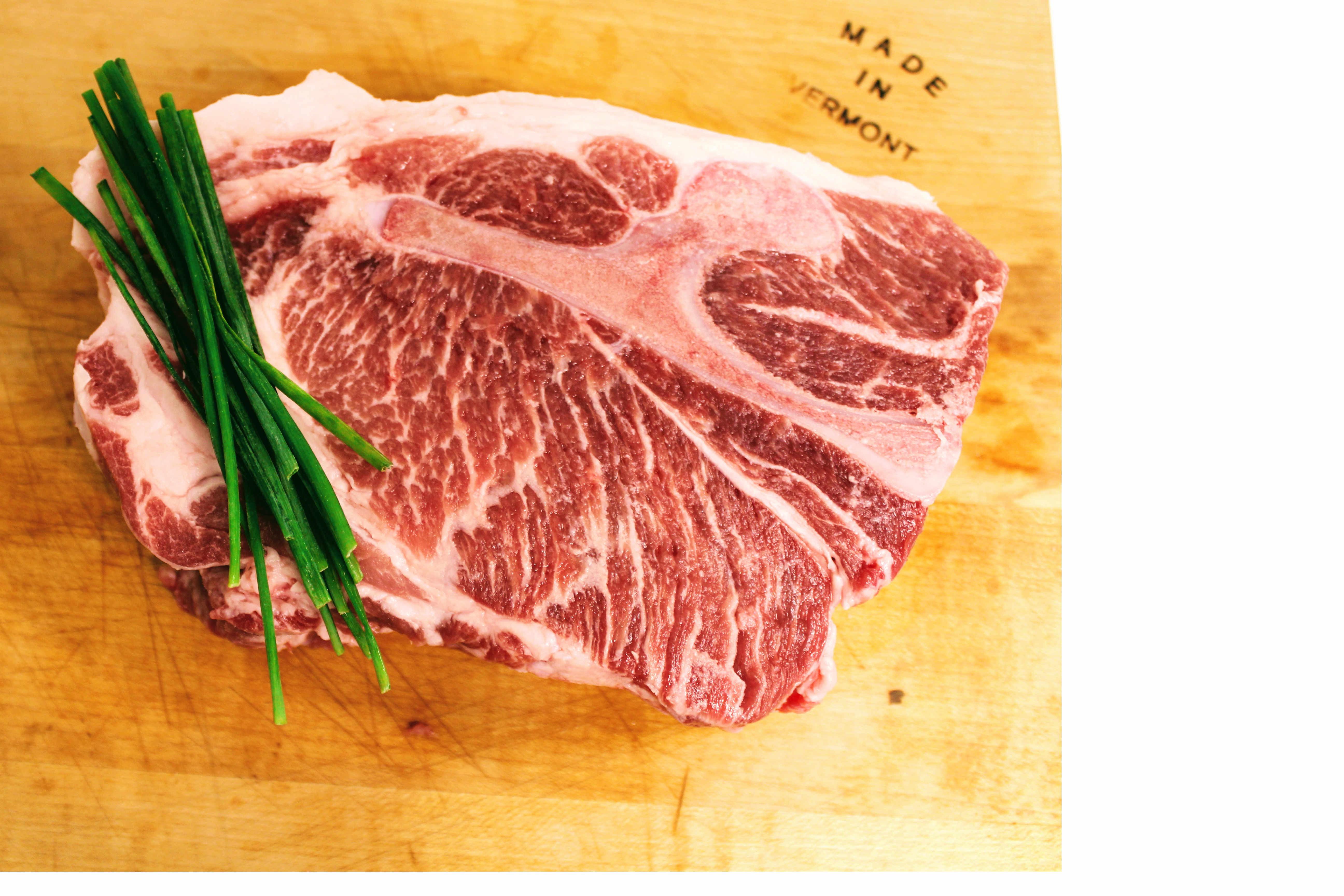Pork - Shoulder Roast - Bone-in
