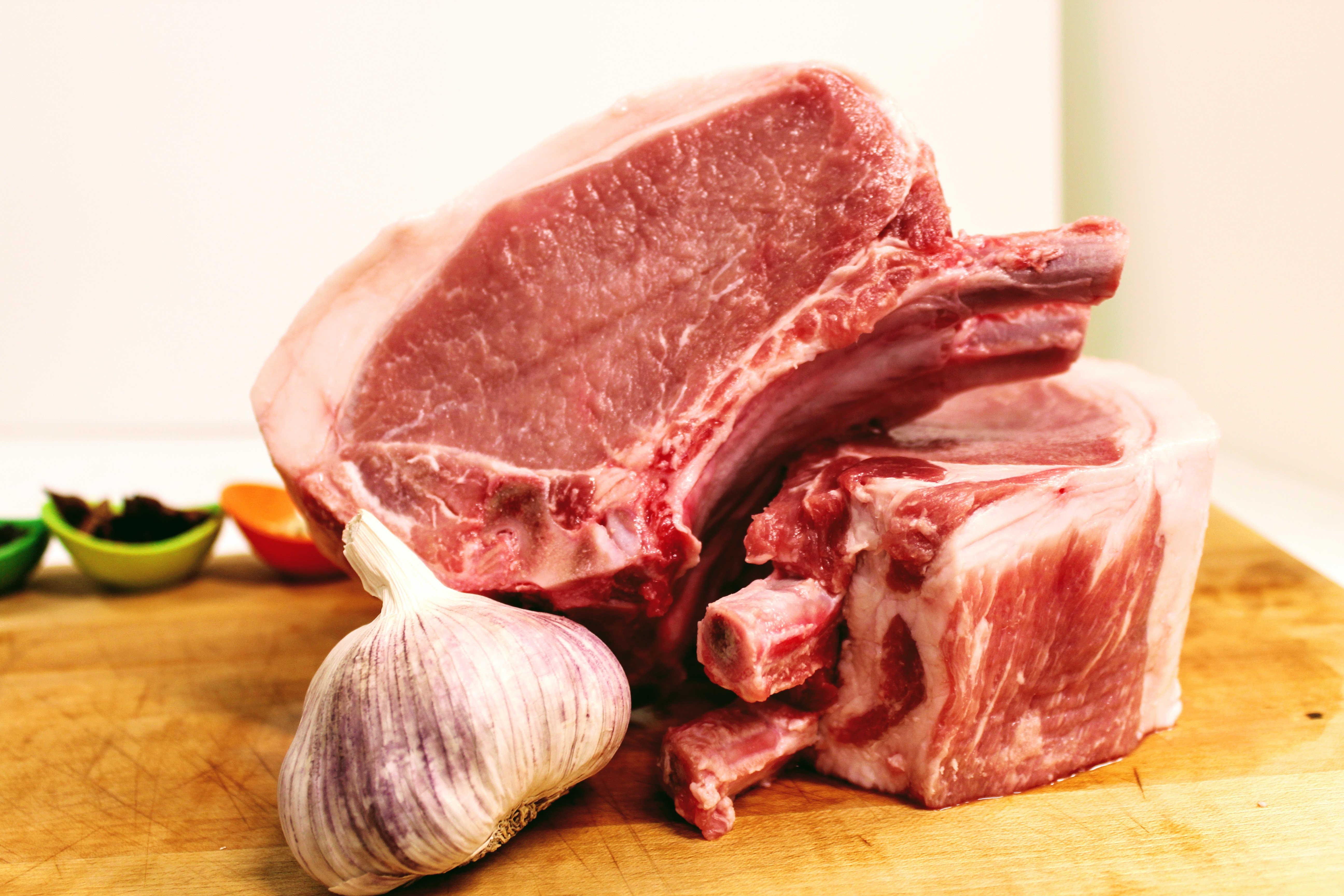 Pork - Double Rib Chop - Bone-in
