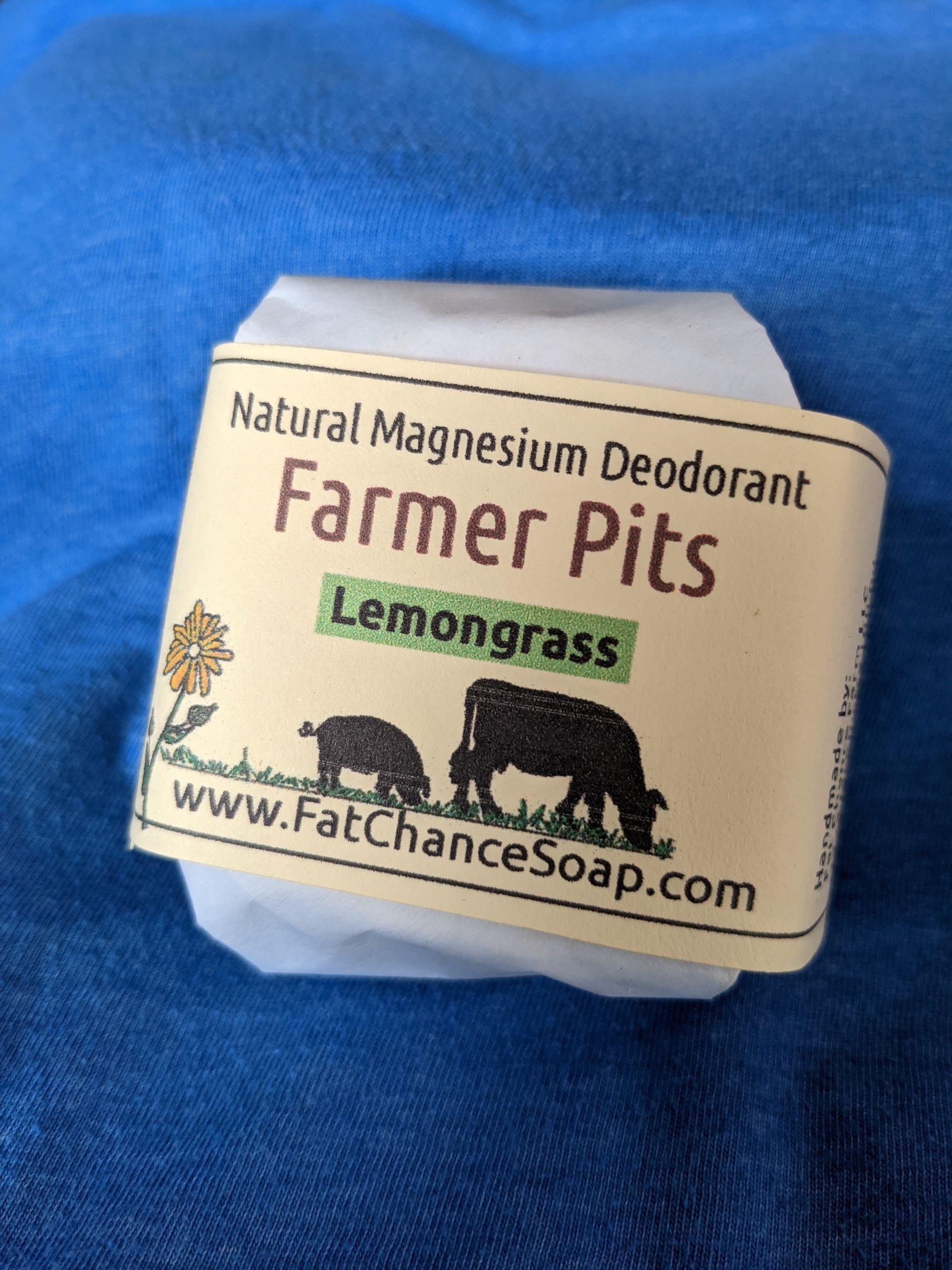 Fat Chance Farm - Natural Deodorant Bar (LG)