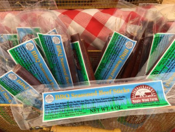 BBQ Beef Snack Stick (case of 24)