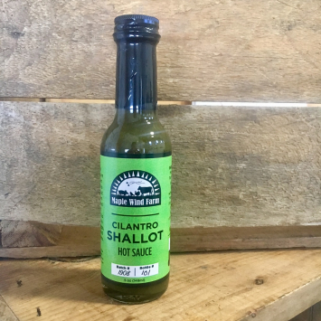 Hot Sauce, Cilantro Shallot