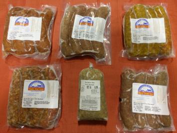Taste the Globe Sausage Bundle
