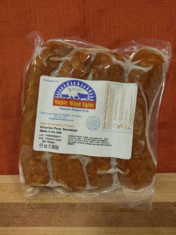 Pork Sausage - Chorizo Links