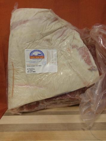 Pork Belly, Whole