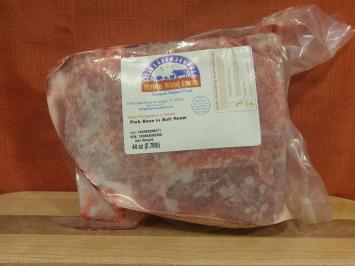 Pork Roast, Butt Bone-In