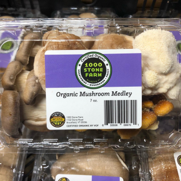 Mushroom Medley- 1000 Stone Farm