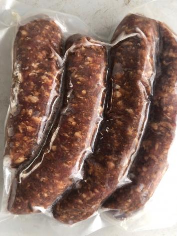 Lamb Sausage - Ethiopian Berbere- Knoll Farm