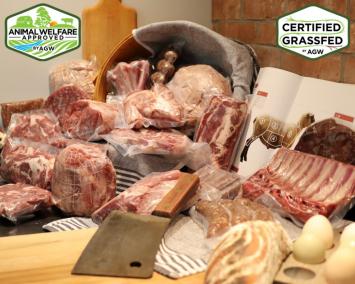 Lamb Variety Box 10lb - Scuttleship Farm