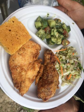 Vegetables Only Dinner (6/11)