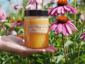 Raw Honey - Ariel's  Honey Infusions
