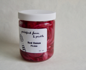 Pickled Onions - Pitchfork Pickle