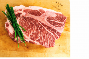 Pork Bone-in Shoulder Roast
