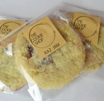 Chicken Dinner - Raz Jam Cookies