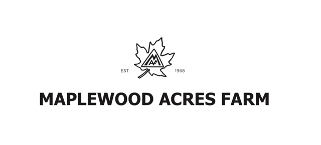 Maplewood Acres Farm Logo