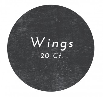 Wings- 20 Count