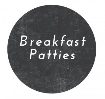 Pork Breakfast Patties