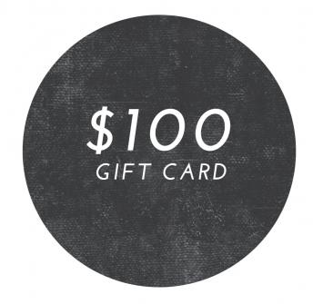 Gift Card- $100
