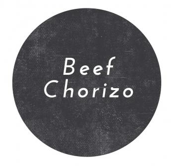 Beef Chorizo Sausage- Links