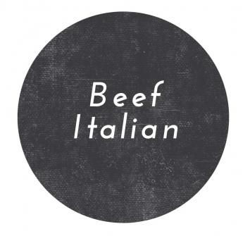 Beef Italian Sausage- Links