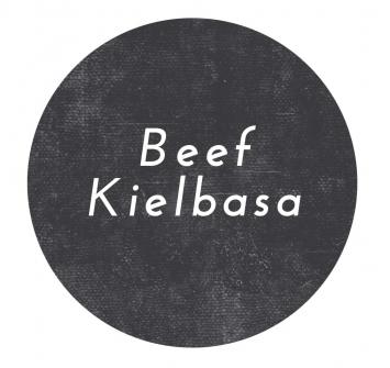 Beef Kielbasa Sausage- Links