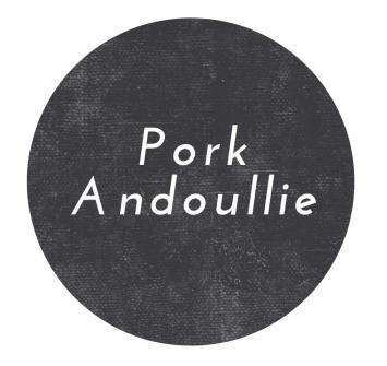 Pork Andouille Sausage- Links