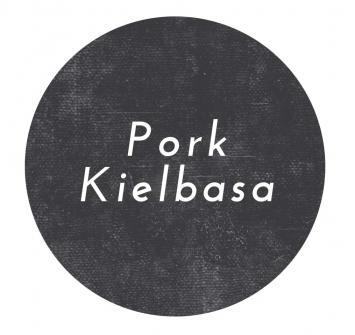 Pork Kielbasa Sausage- Links