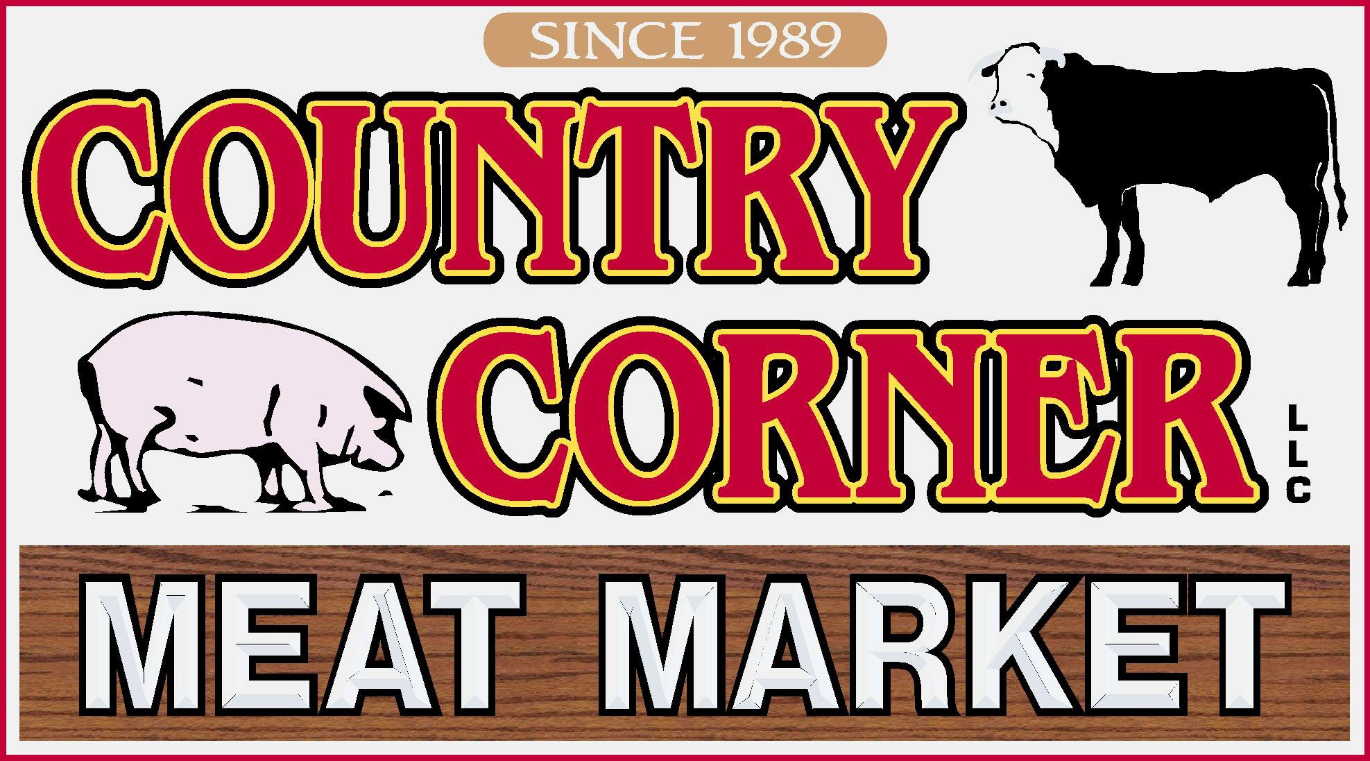 Country Corner Meat Market Logo