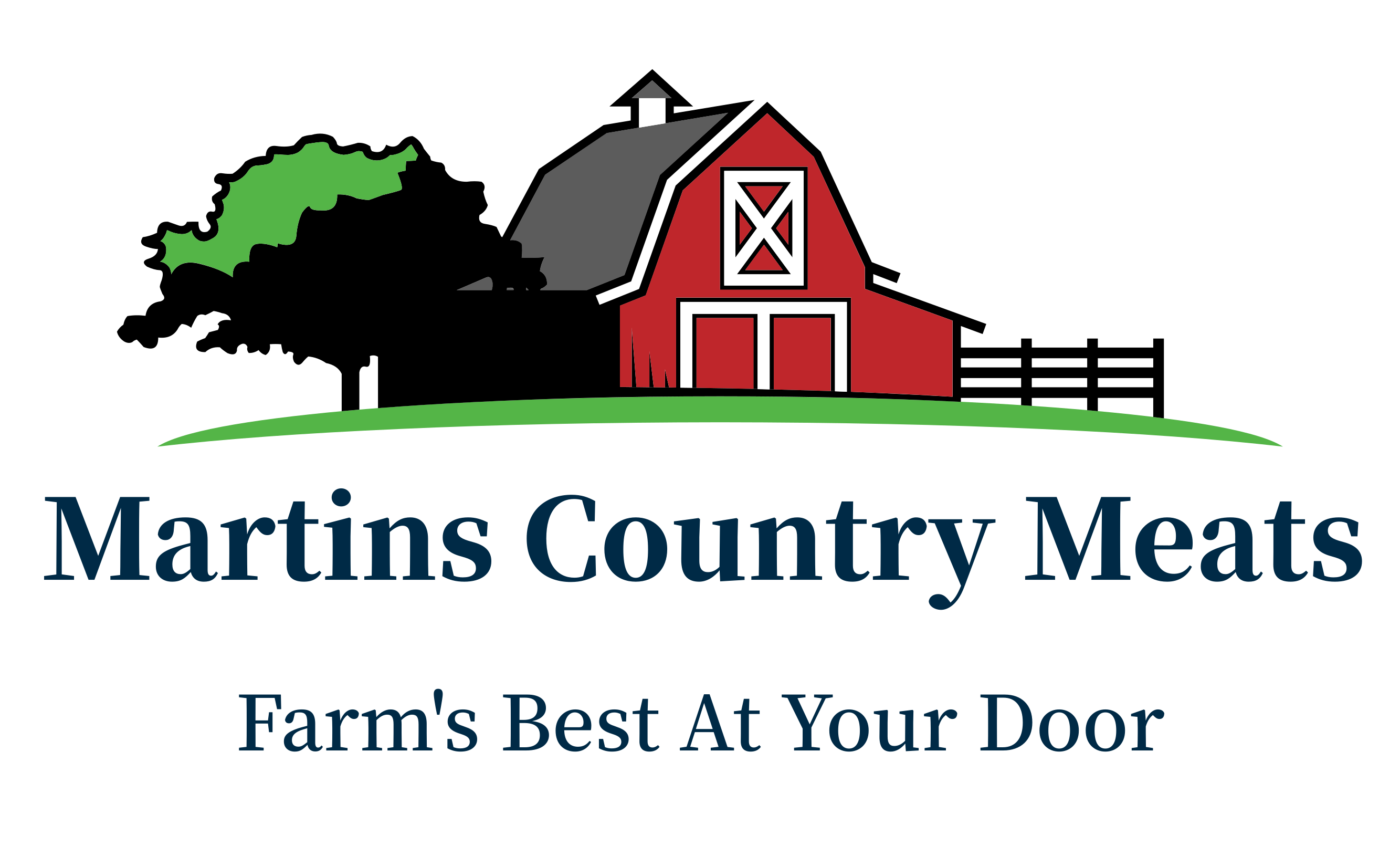 Martins Country Meats Logo