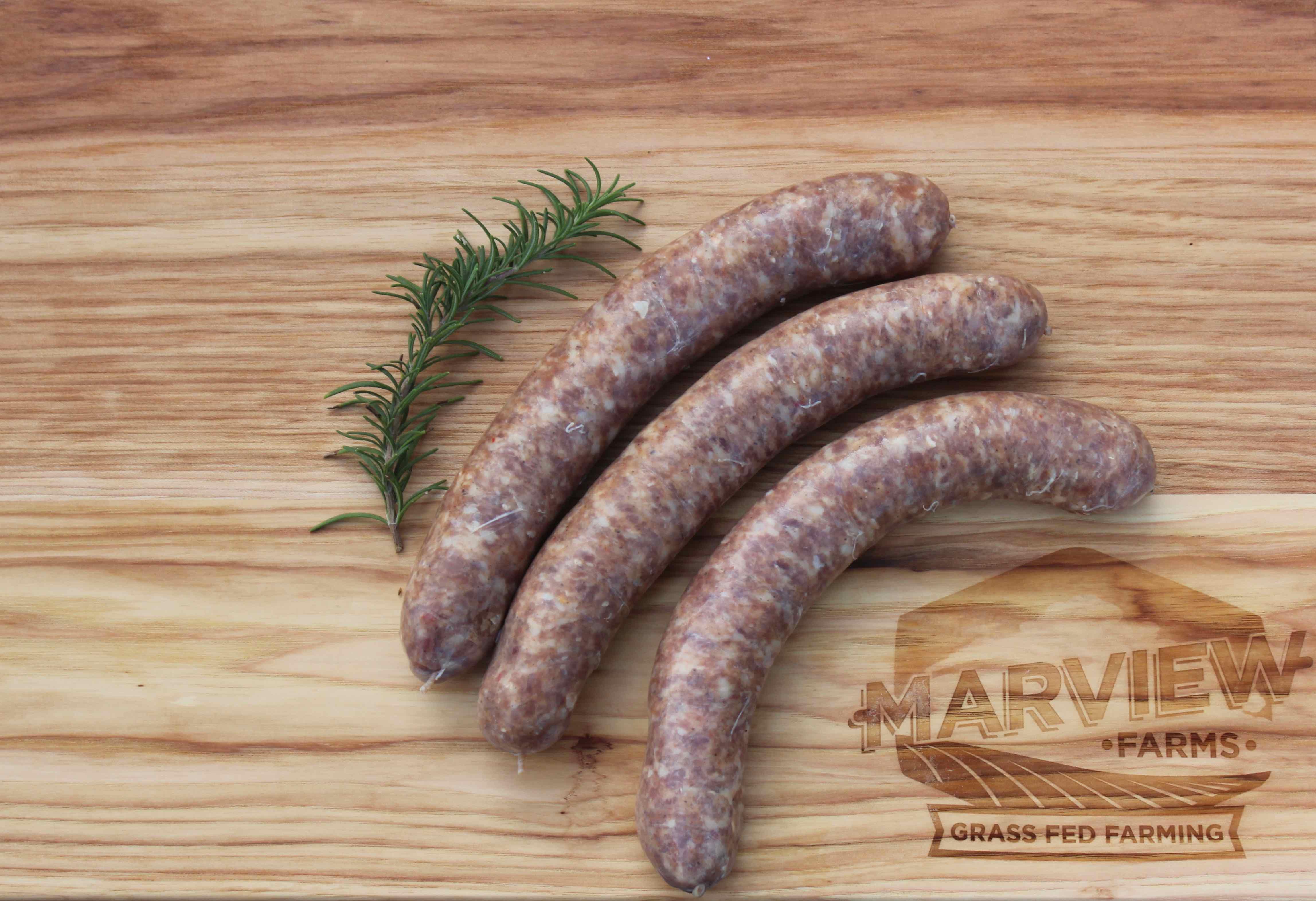 Pork Pan Sausage