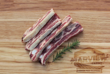 Sliced Short Ribs