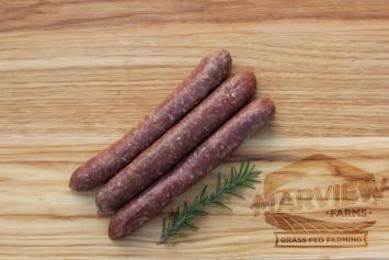 Beef Sausage (Smoked)
