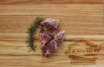 Goat Stew Meat (Bone-In)