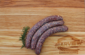 Lamb Sausage (Fresh)
